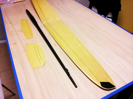 NEOS from ArmSoar Composite Gliders