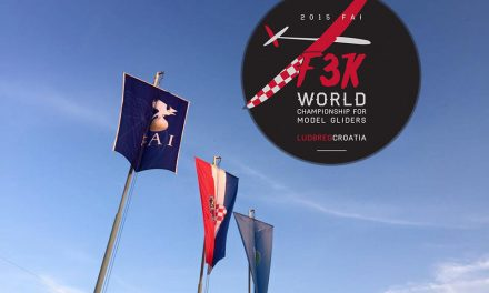 2015 手掷滑翔机世界锦标赛