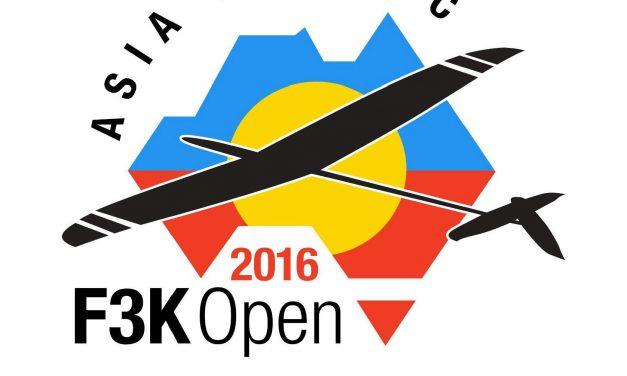 2016 亚太杯F3K手掷滑翔机赛