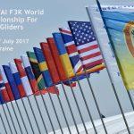 2017 手掷滑翔机世界锦标赛