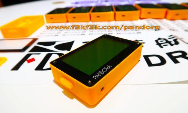 Pandora F3K 无线计时器