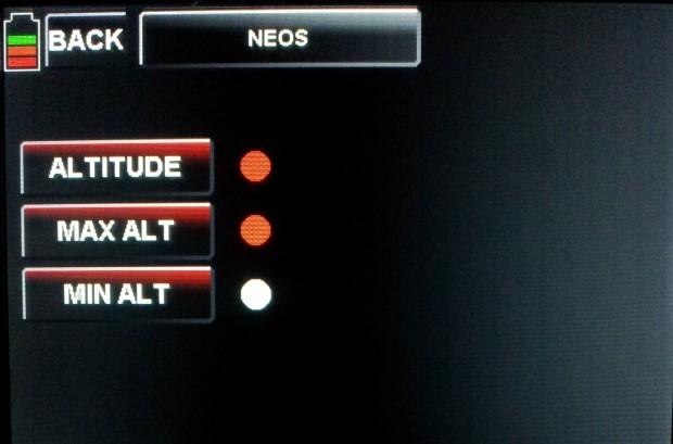 图30 播报内容选择界面