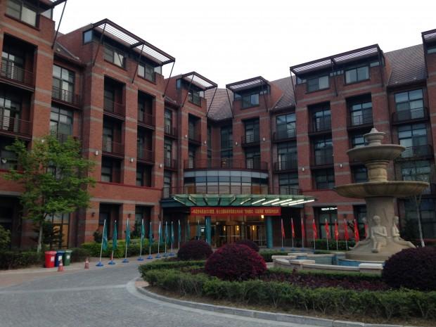阳澄湖半岛酒店